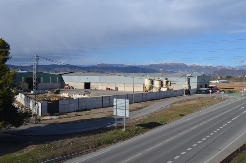 Carretera C-13_Empalme